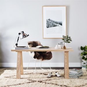 Kithe Ashton Handmade Timber Desk Melbourne - Products
