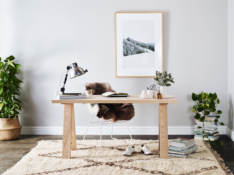 Kithe Ashton Handmade Timber Desk Melbourne