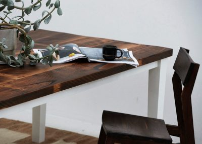 Kithe Paddginton recycled table