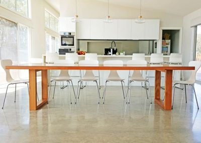 Kithe Dining Table Large Seater Kitchen