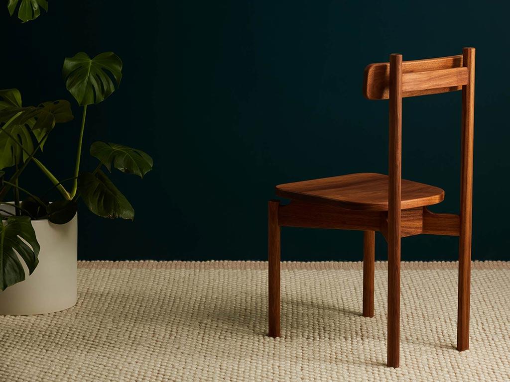 Kithe Oscae chair melbourne chairs