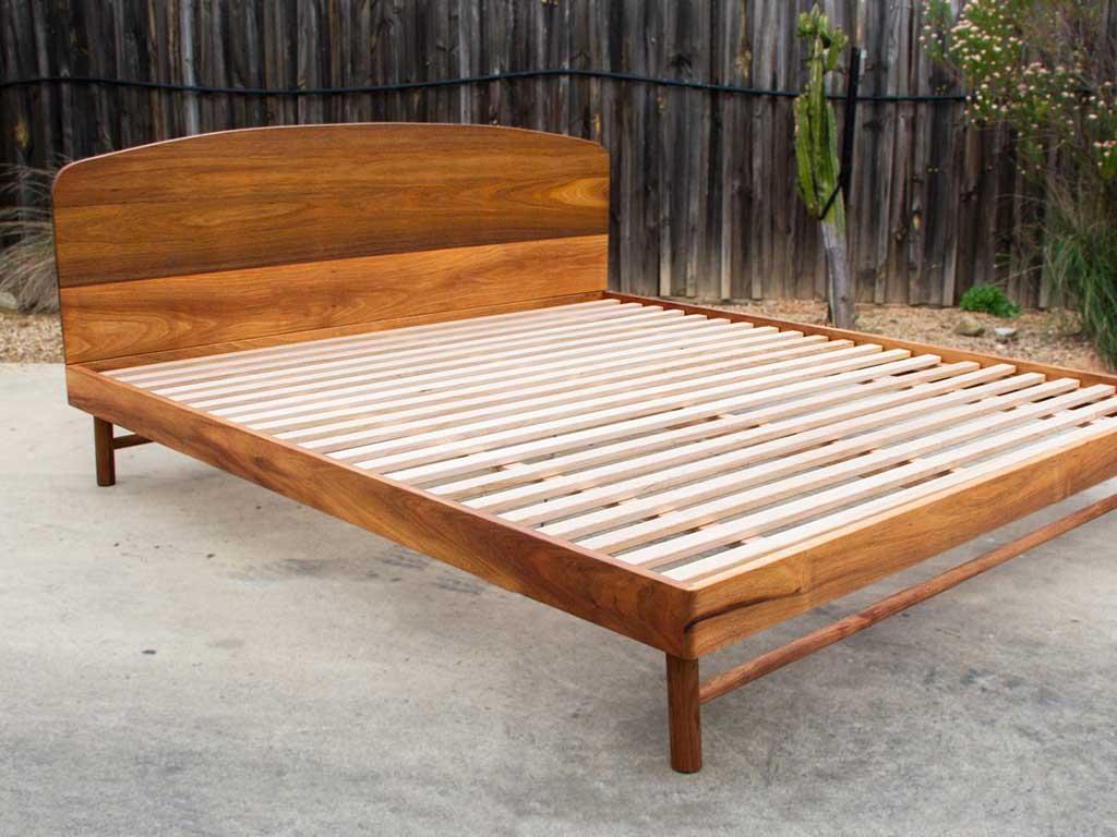 Custom made queens size bed frame melbourne