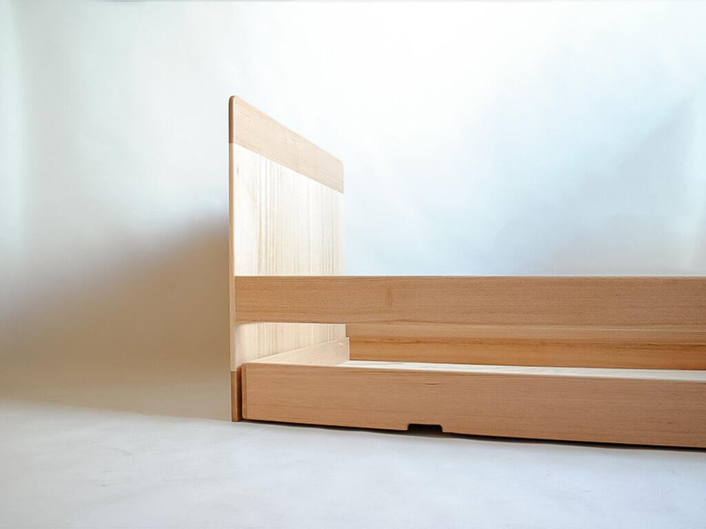 Kithe-Custom-hardwood-timber-trundle-bed-melbourne-australia