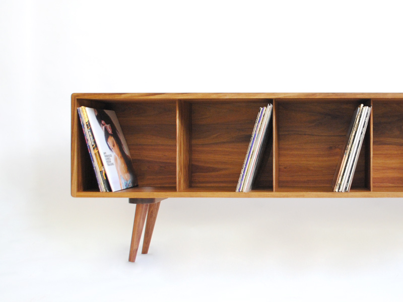 timber-wooden-record-LP-storage